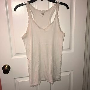 White Tank Top/Camisole